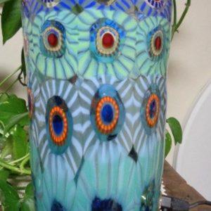 Lampe vase grandes Murrine couleur...