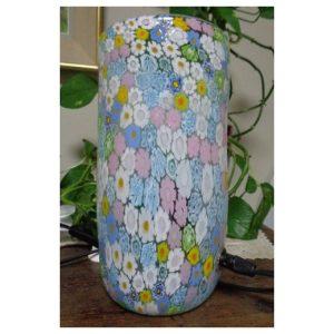 Lampe vase Murrines millefiori couleur...