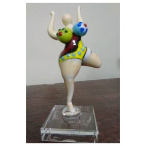 Sculpture les Nanas Niki de...