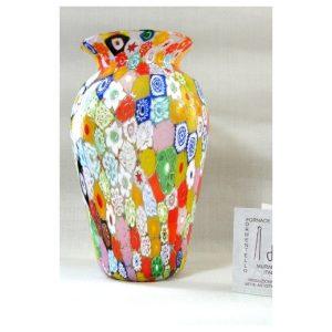 Vase Amphora Millefiori