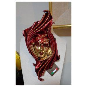 Masque Fiamma rouge